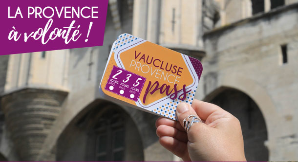 Vaucluse Provence Pass