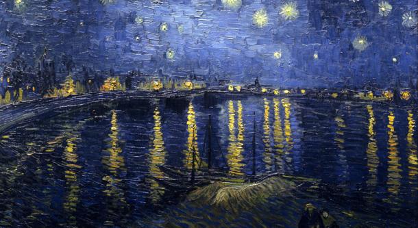 Sur les pas de Van Gogh