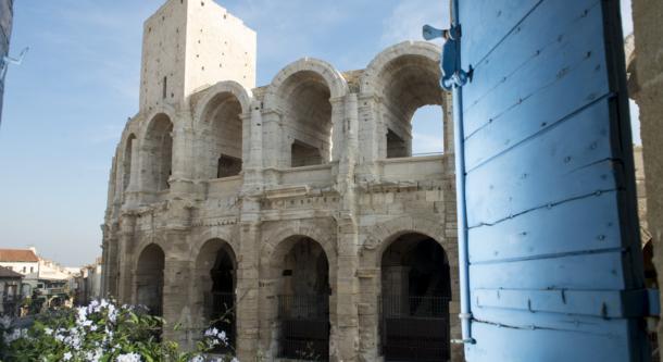 Arles centre historique