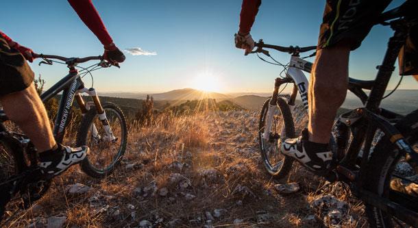 Vélo et VTT en Vaucluse