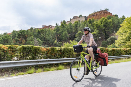 vélo en Provence © Rathay
